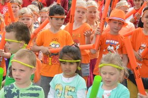 boomwhackerworkshop op school