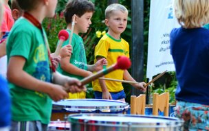 Samba workshop kinderen