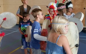 indianen workshop kinderen
